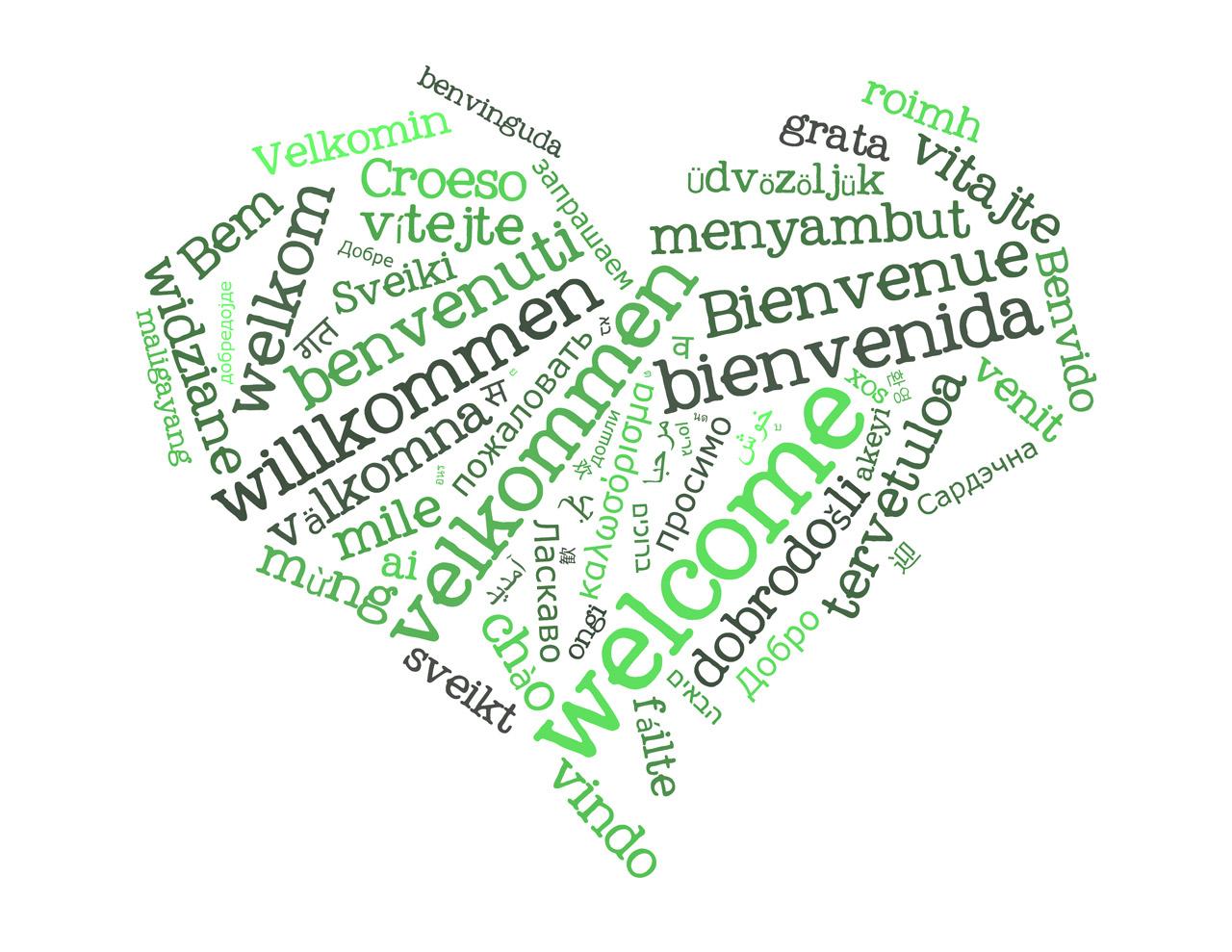 welcome-heart-green